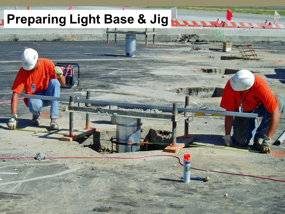 4 Preparing Light Base & Jig