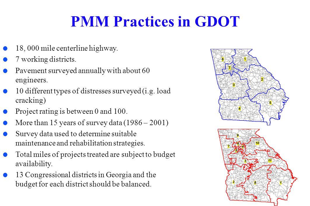 Field Data Acquisition Field data acquisition is performed through COPACES module in GPAM.