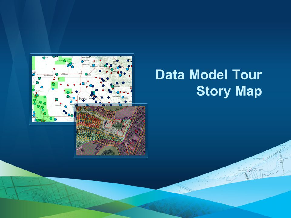 Data Model Tour Story Map