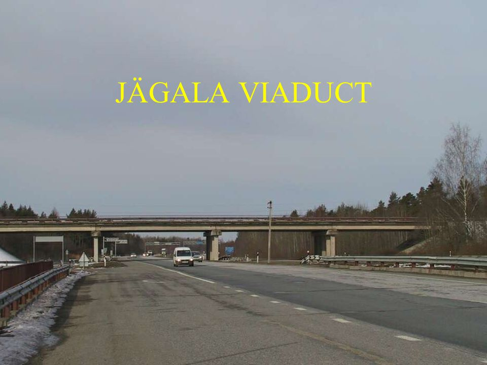 JÄGALA VIADUCT