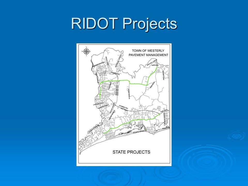 RIDOT Projects