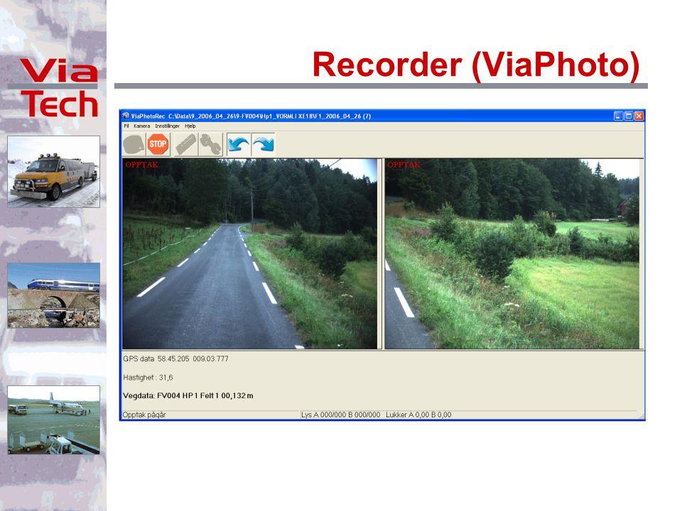 Recorder (ViaPhoto)