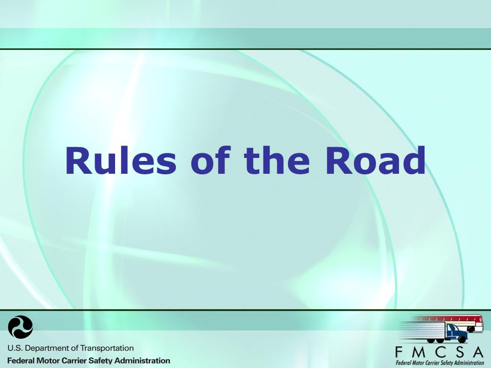 Introduction This training will assist Spanish- speaking Motor Carriers in understanding some of the important traffic regulations and traffic control devices used in the United States.