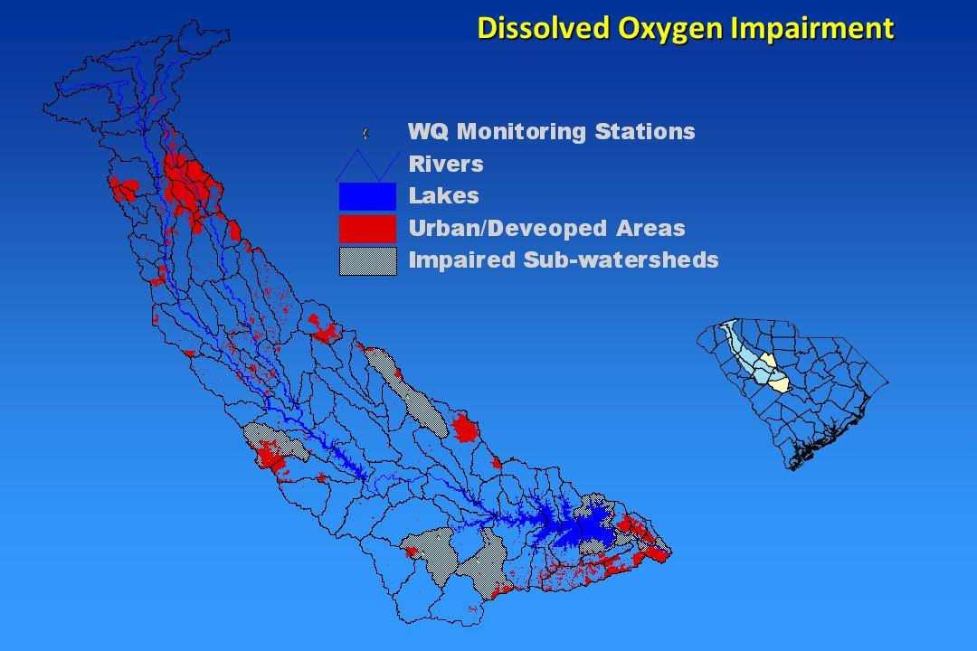 Dissolved Oxygen Impairment