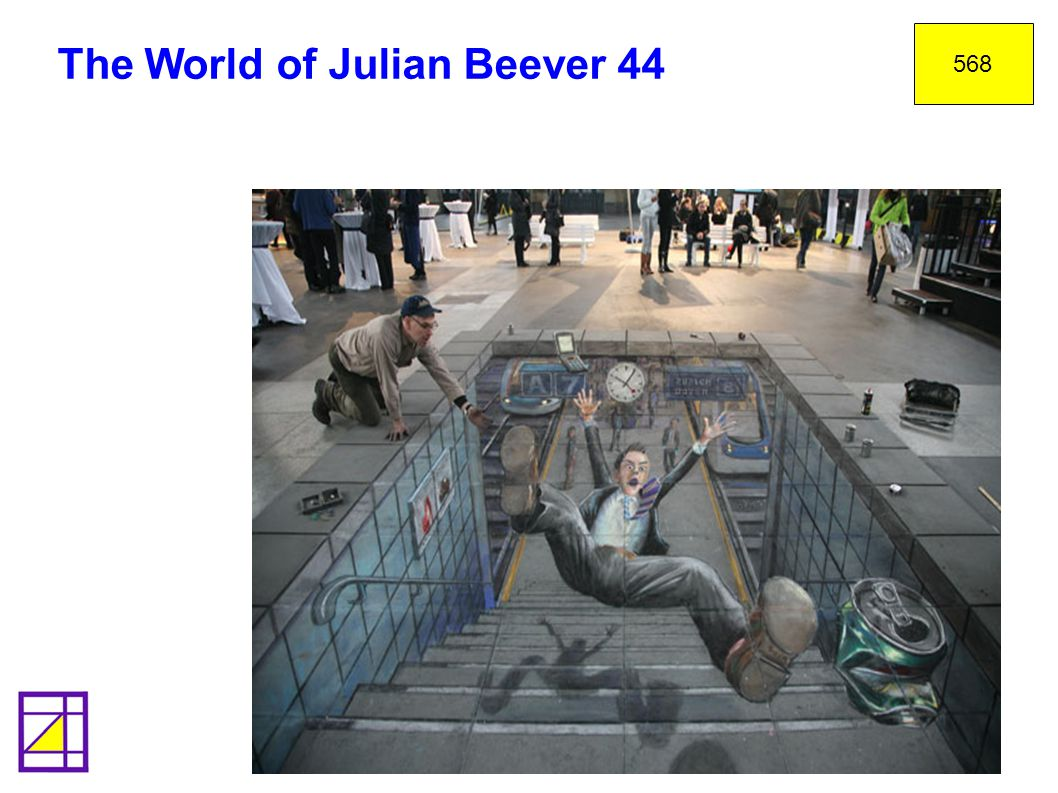 The World of Julian Beever 44 568
