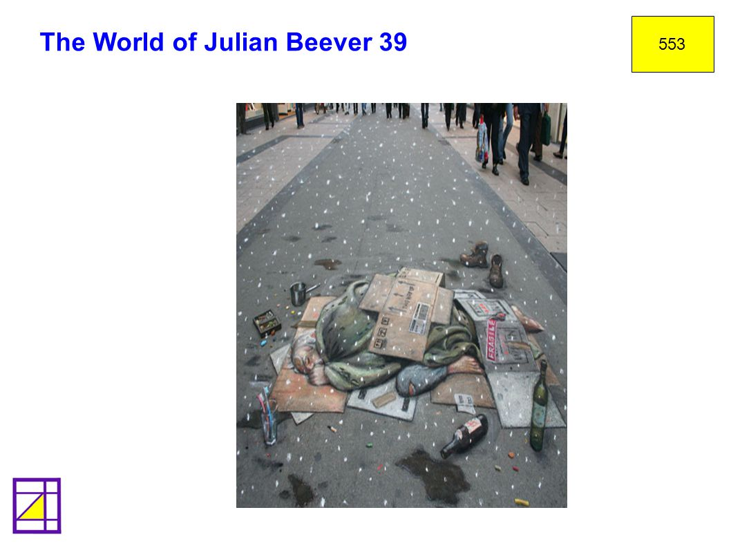 The World of Julian Beever 39 553
