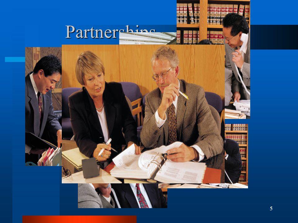5 Partnerships