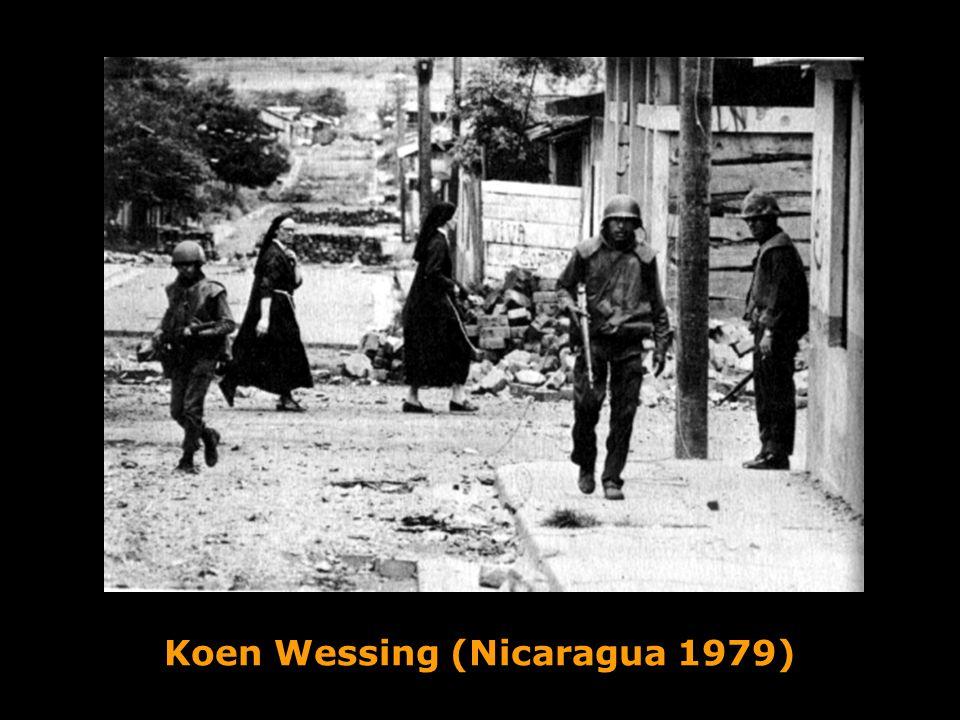 Koen Wessing (Nicaragua 1979)