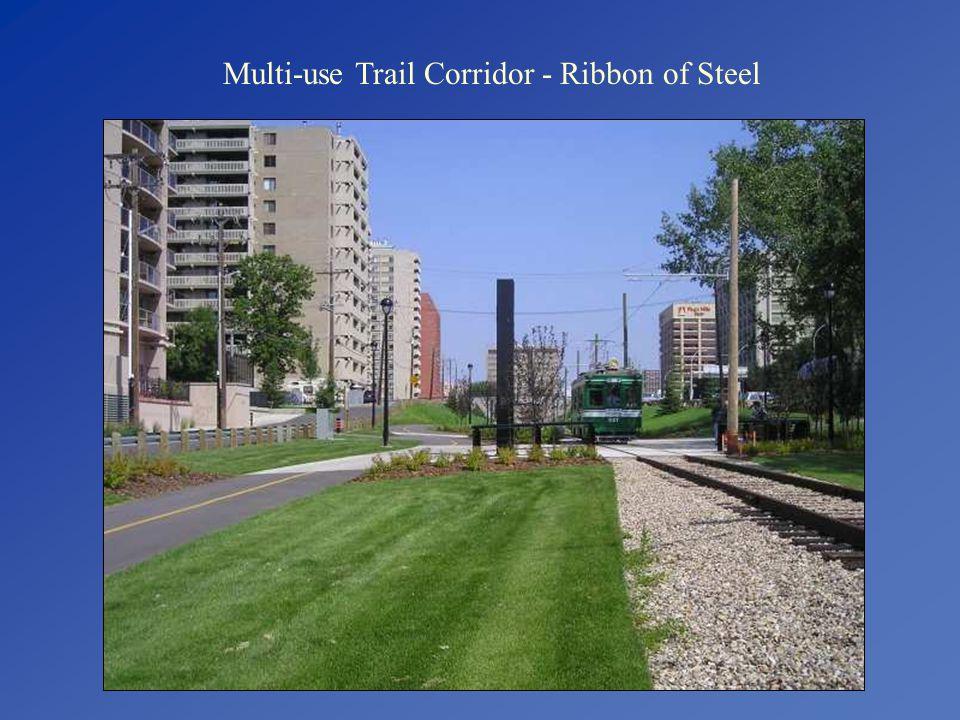 Multi-use Trail Corridor - Ribbon of Steel