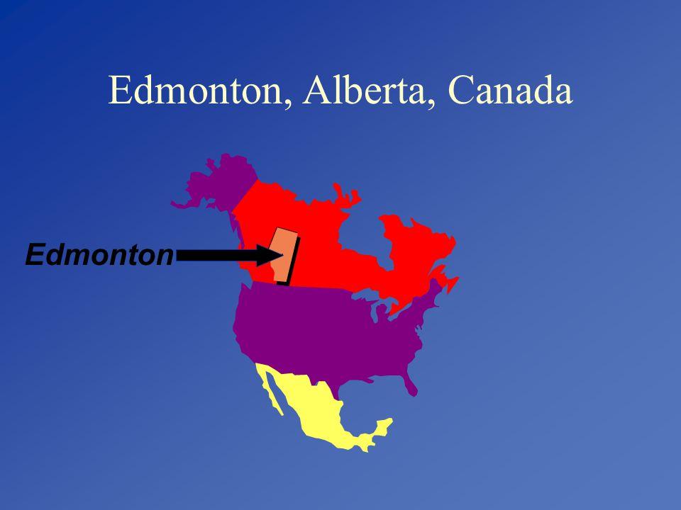 Edmonton, Alberta, Canada Edmonton