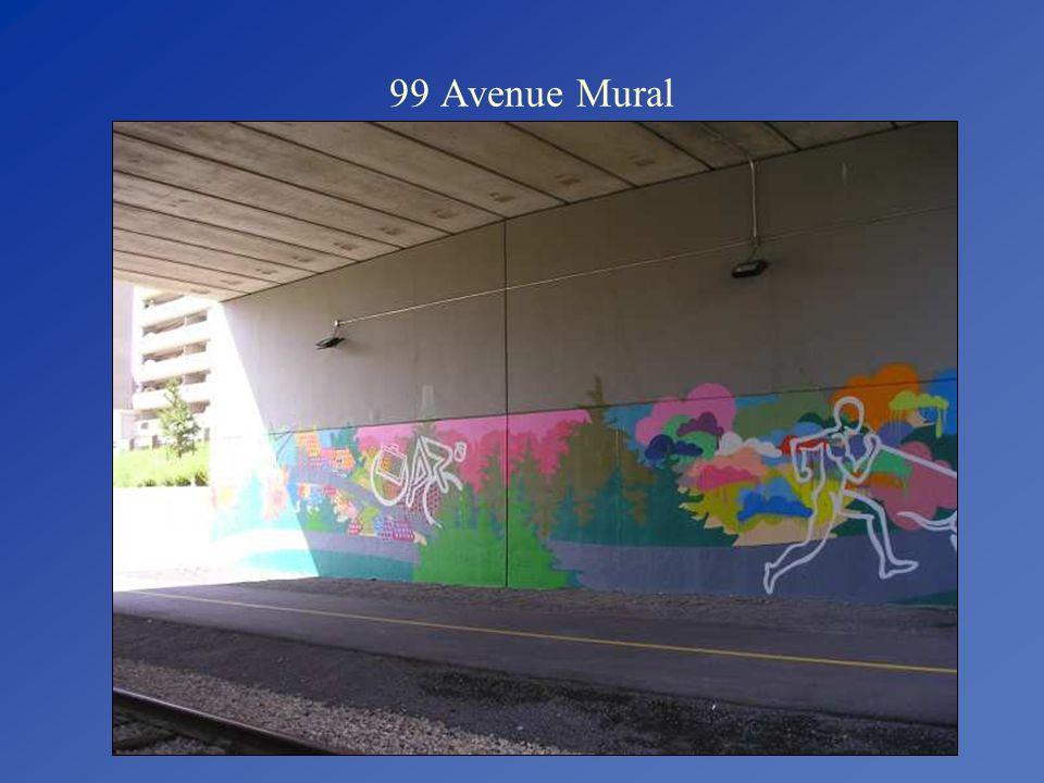 99 Avenue Mural