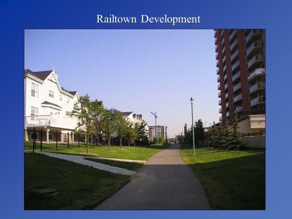 Railtown Development