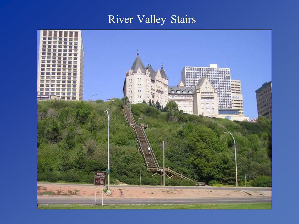 River Valley Stairs