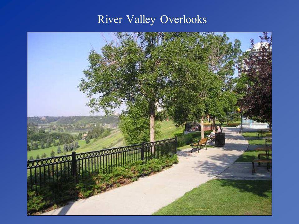 River Valley Overlooks