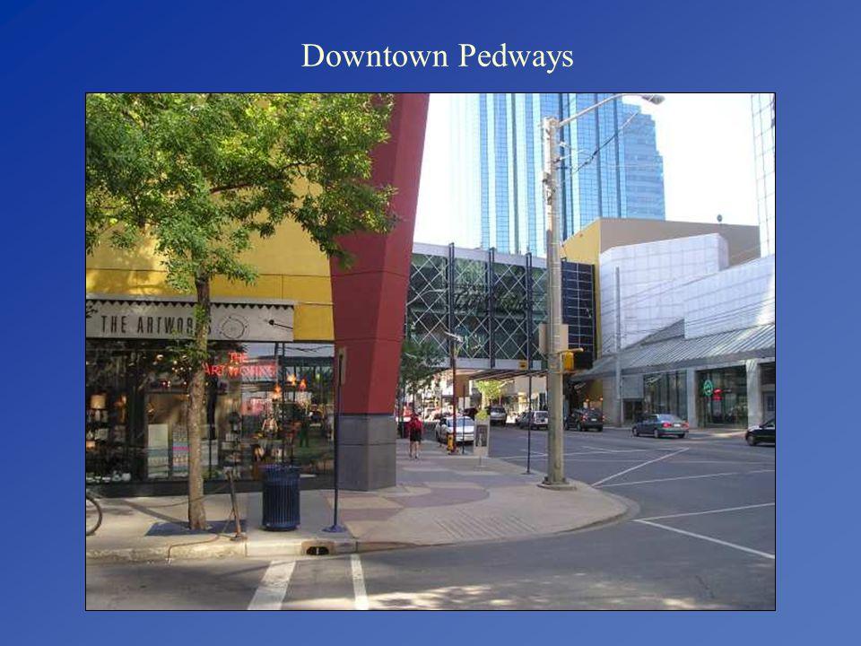 Downtown Pedways