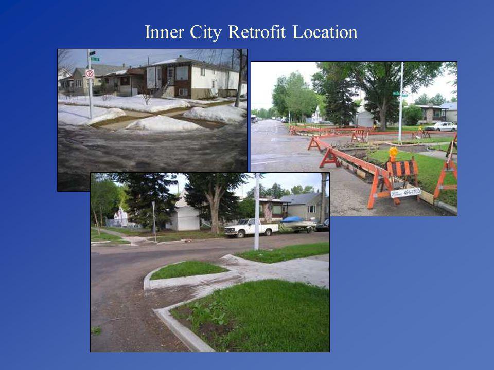 Inner City Retrofit Location