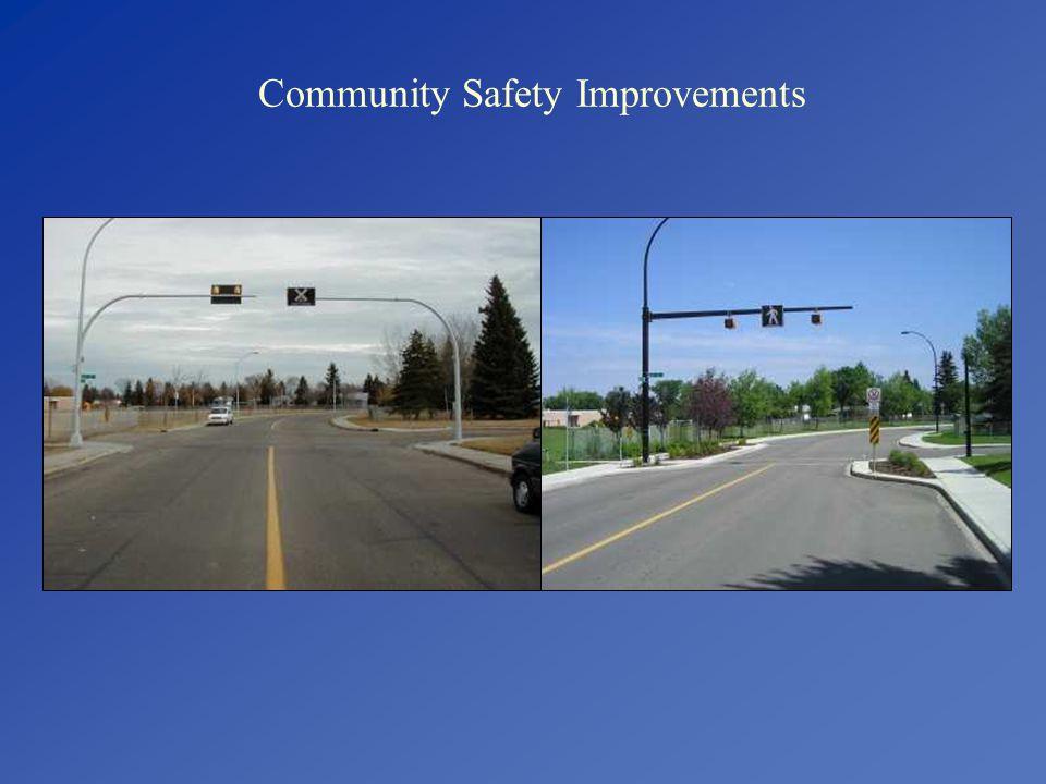 Community Safety Improvements