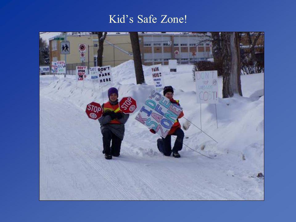 Kid's Safe Zone!
