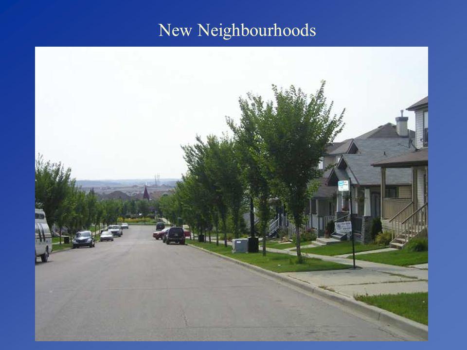New Neighbourhoods
