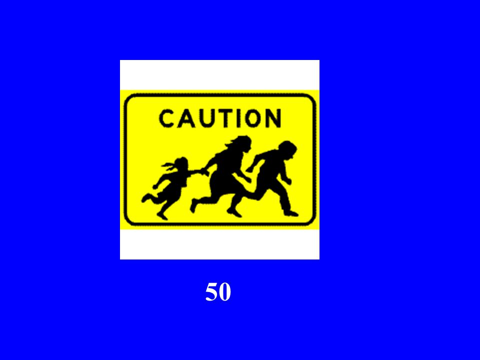 Here Comes Sign #50...