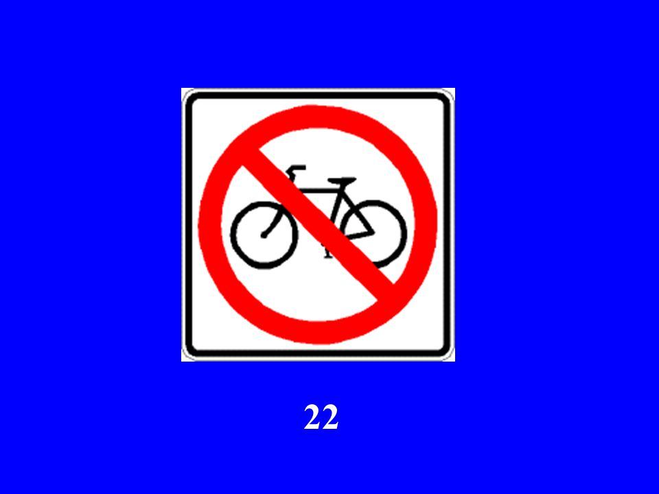 Here Comes Sign #22...