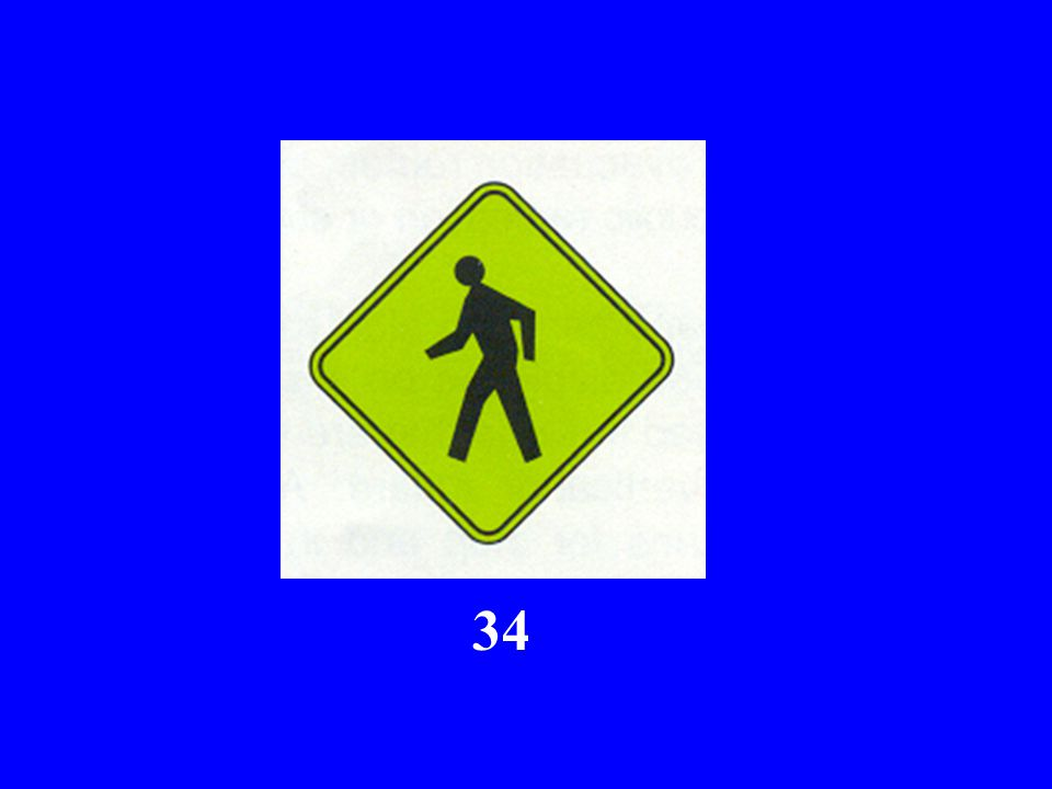 Here Comes Sign #34...