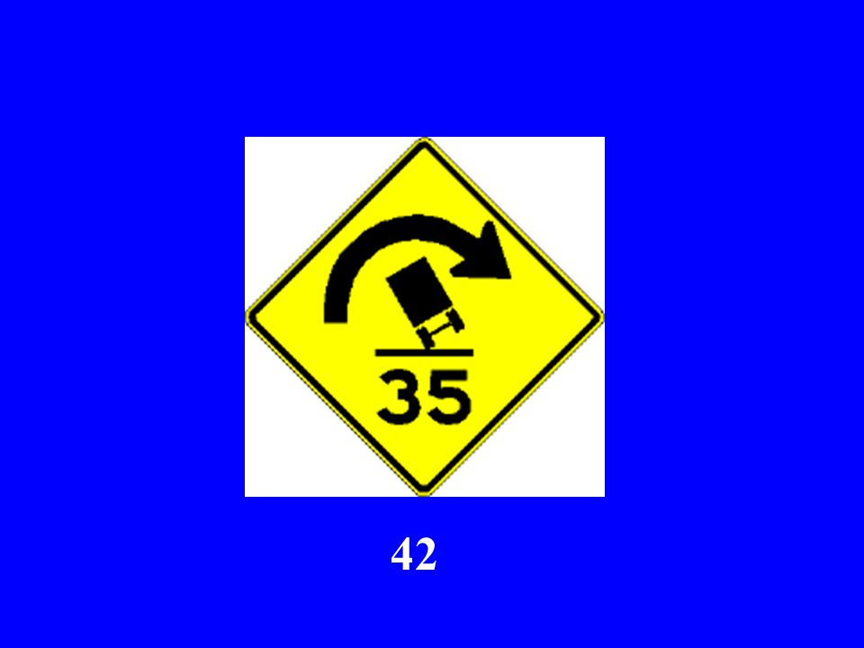 Here Comes Sign #42...