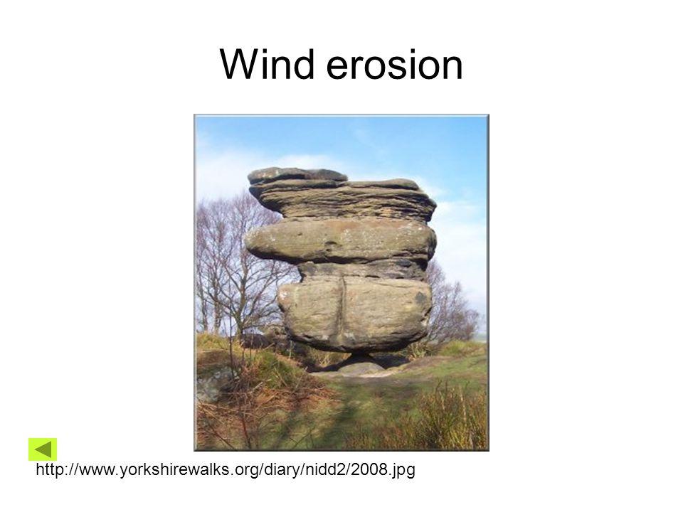 Wind erosion http://www.yorkshirewalks.org/diary/nidd2/2008.jpg