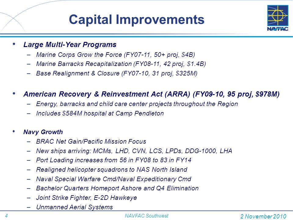 15 NAVFAC Southwest BIM / FIM Data Integration Capital Improvements ENGINEERING DESIGN CONSTRUCTION MILCON OCEAN ENGINEERING Public Works SRM (SPM, FCAP, etc.) BASE OPS SUPPORT UTILITIES Asset Management GLOBAL ASHORE PLANNING REGIONAL PLANNING PROJECT DEVELOPMENT ENVIRONMENTAL PLANNING REAL ESTATE Integration & Common Data Requirements (i.e.