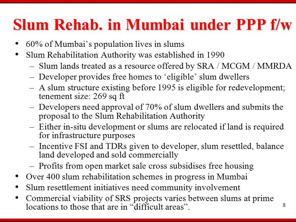 Slum Rehab.