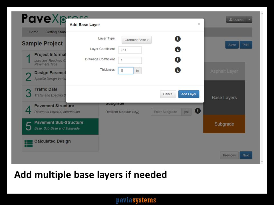 paviasystems Add multiple base layers if needed