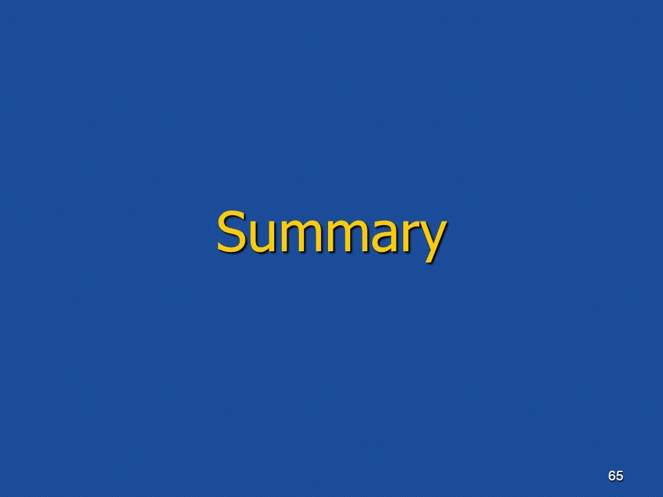 Summary 65
