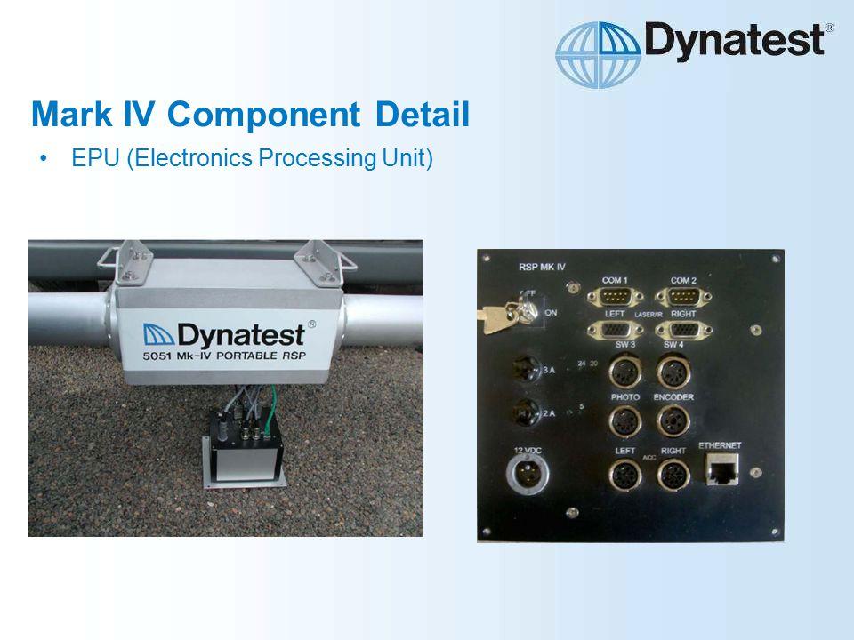Mark IV Component Detail EPU (Electronics Processing Unit)