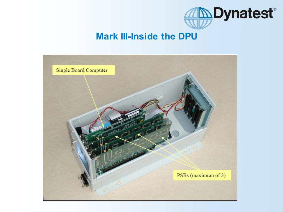 Mark III-Inside the DPU