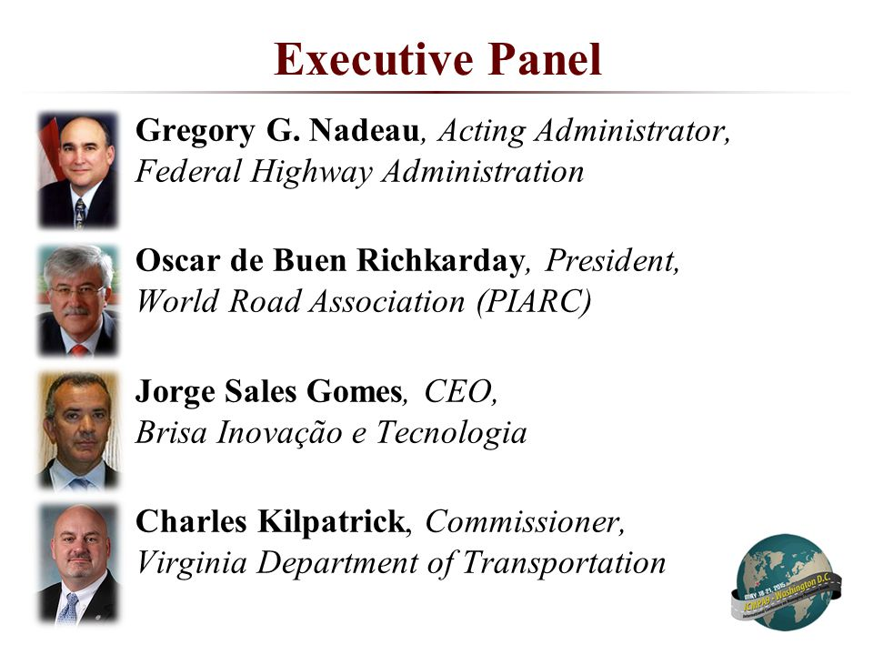 Executive Panel Gregory G.