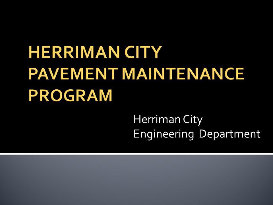Herriman City Engineering Department