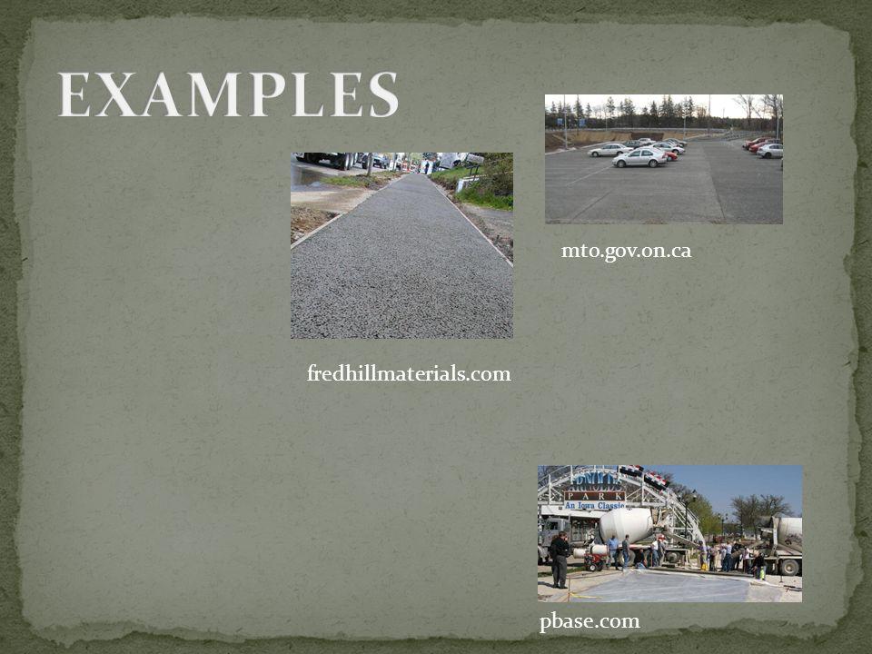 mto.gov.on.ca fredhillmaterials.com pbase.com