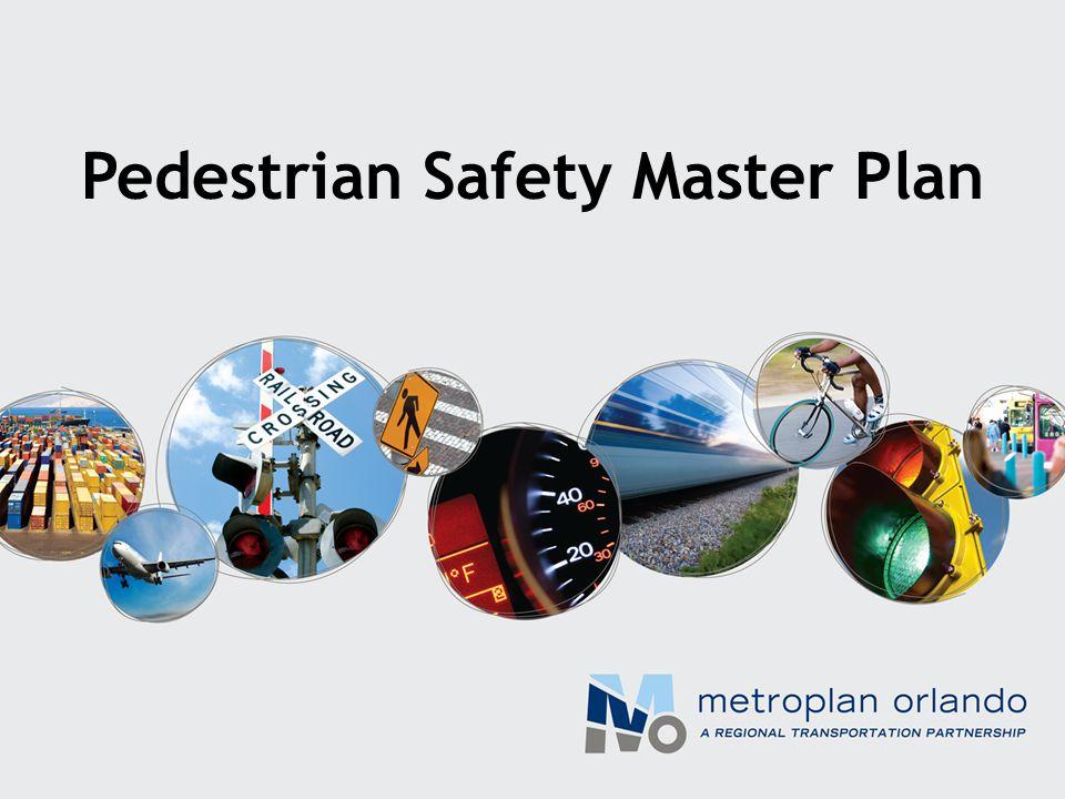Pedestrian Safety Master Plan