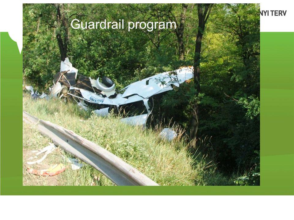 Guardrail program