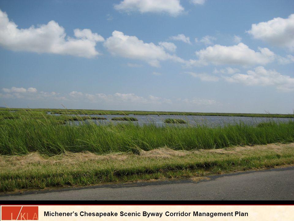 Michener's Chesapeake Scenic Byway Corridor Management Plan