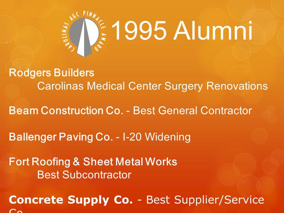Rodgers Builders Carolinas Medical Center Surgery Renovations Beam Construction Co.