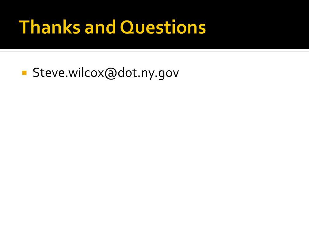  Steve.wilcox@dot.ny.gov