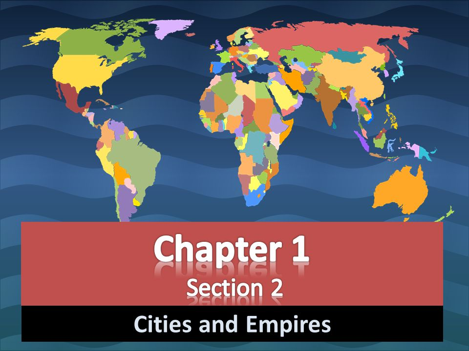 Cities and Empires