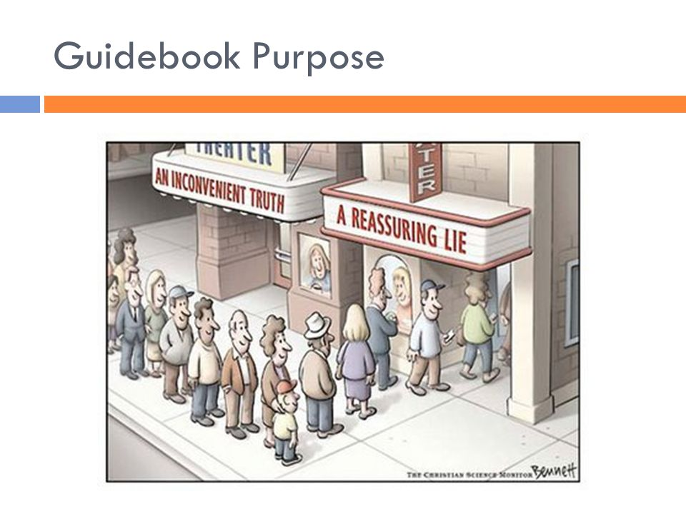Guidebook Purpose