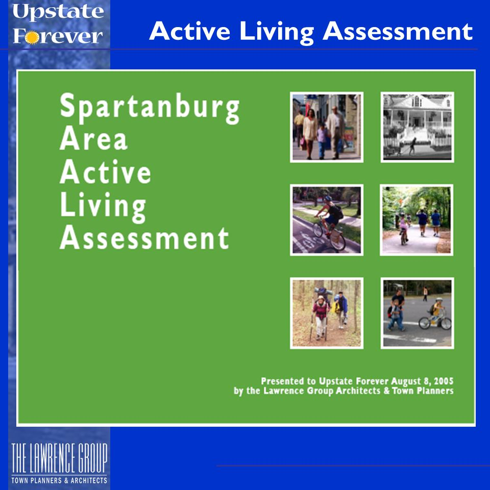 Active Living Assessment