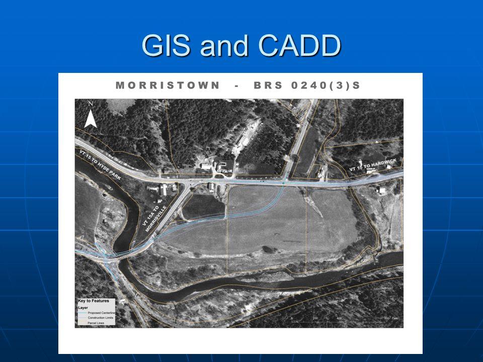 GIS and CADD
