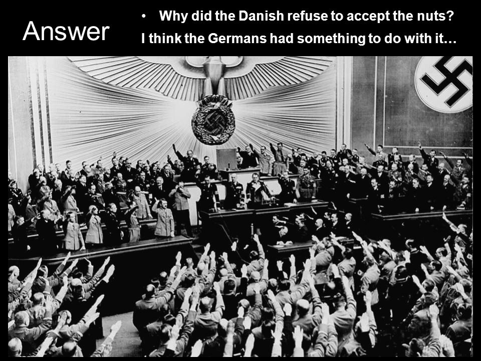 Why did the Danish buyers refuse to authorize payment under the credit.