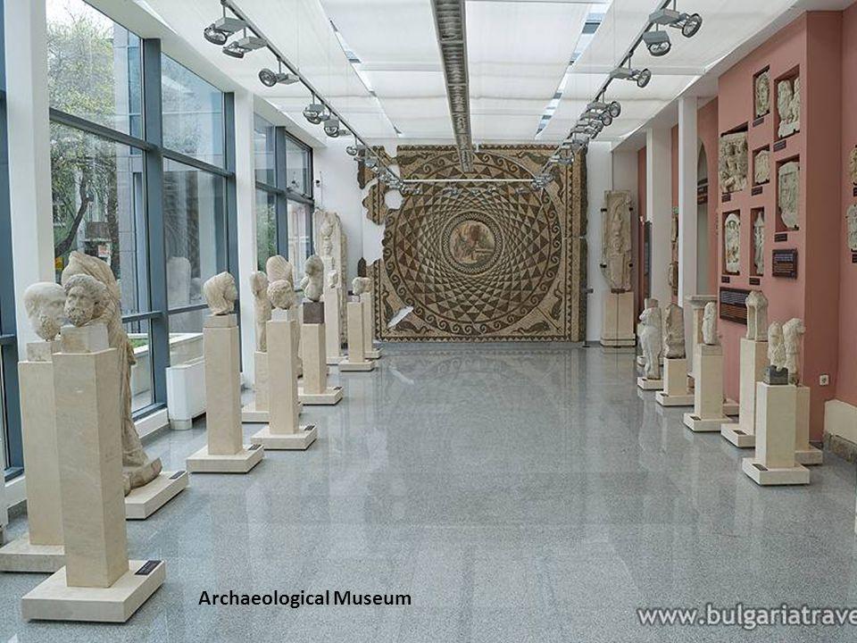 Eirene Antiquity Building