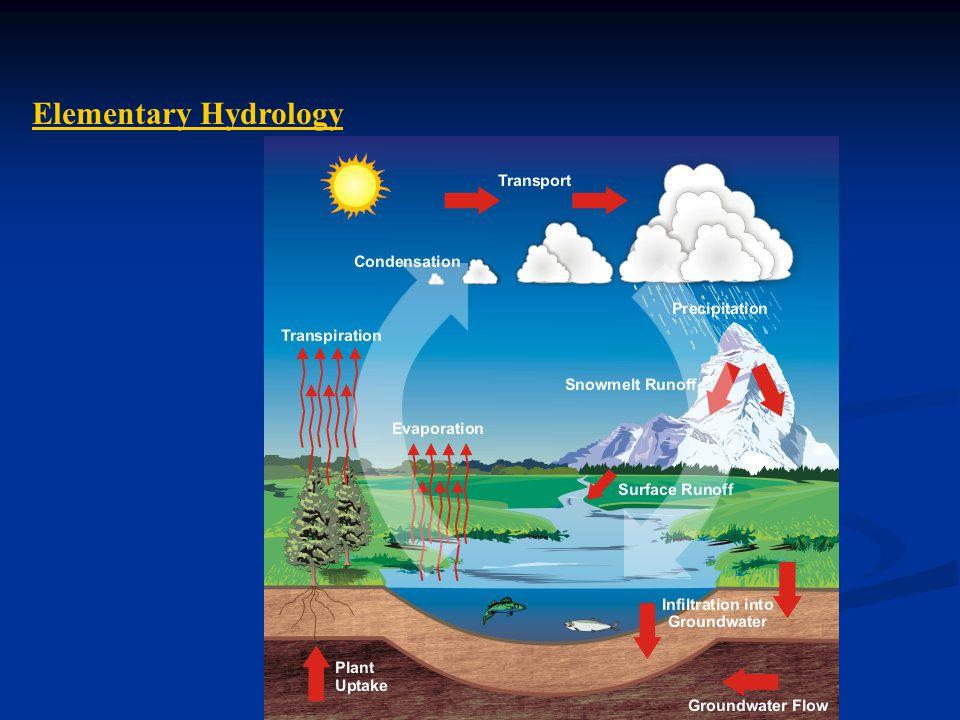 Elementary Hydrology