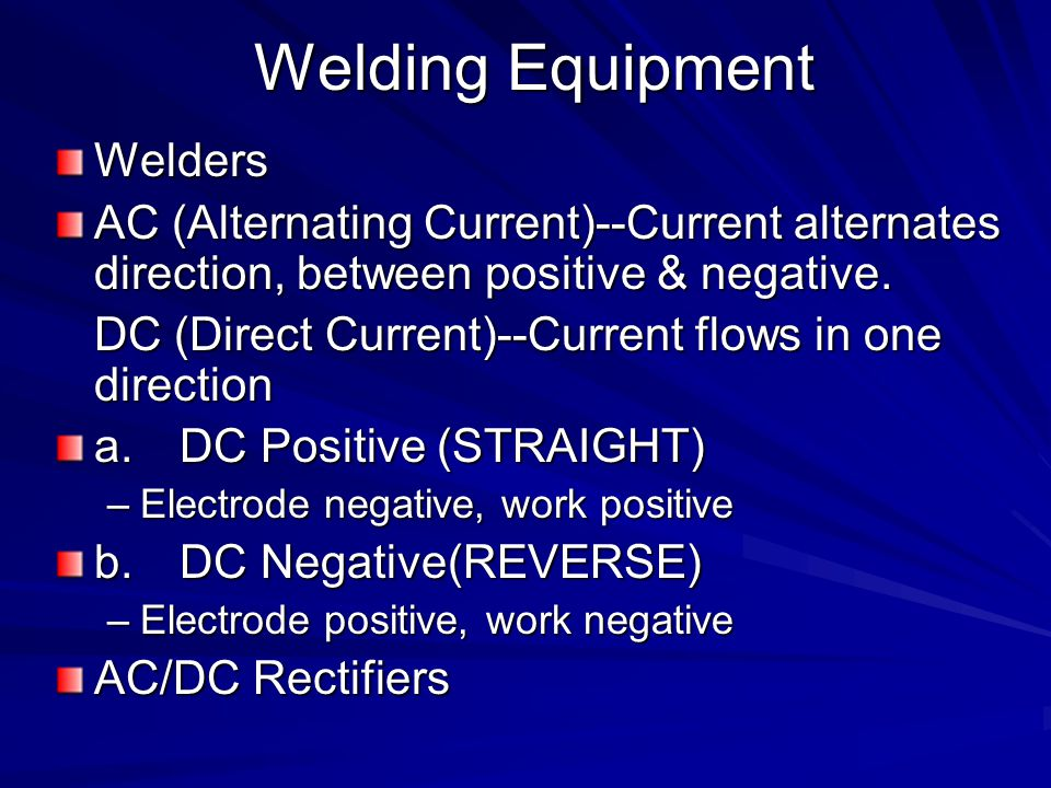DISADVANTAGES Low Efficiency - The efficiency of a SMAW electrode can be defined as the percentage of the electrode that is consumed and becomes part of the weld.